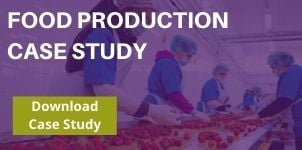 Food production Industry Case Study purple