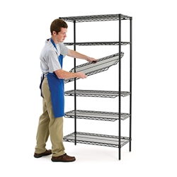 Adjustable Height Shelving
