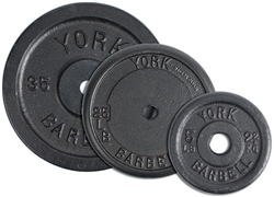 (4) 2.5 lbs disc weights